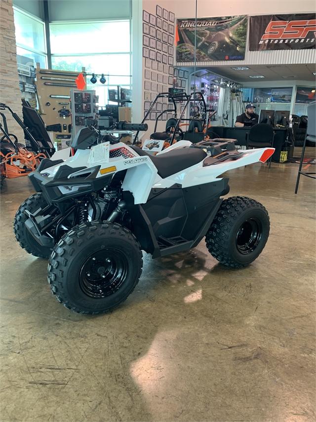 2021 Polaris Outlaw 70 EFI at Kent Powersports of Austin, Kyle, TX 78640