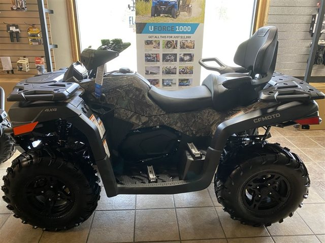 2021 CFMOTO CFORCE 600 Touring at Gold Star Outdoors
