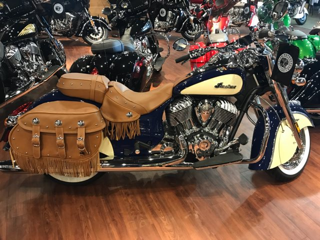 2017 Indian Chief Vintage at Mungenast Motorsports, St. Louis, MO 63123