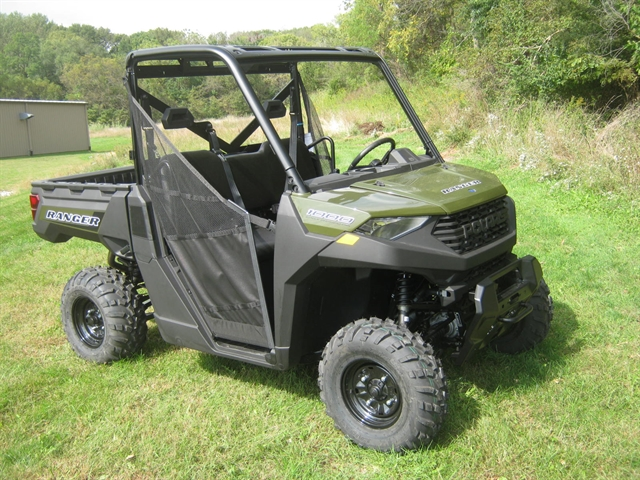 2020 Polaris Ranger 1000 EPS Sage Green at Brenny's Motorcycle Clinic, Bettendorf, IA 52722