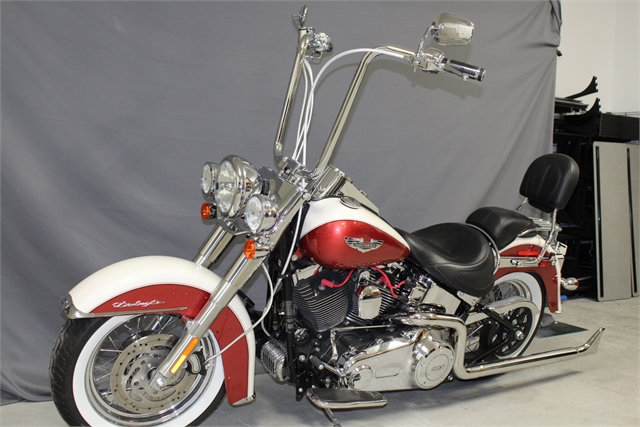 2012 Harley-Davidson Softail Deluxe at Platte River Harley-Davidson