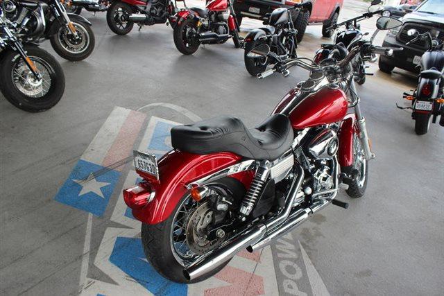 2008 Harley-Davidson Dyna Glide Low Rider at Kent Powersports, North Selma, TX 78154