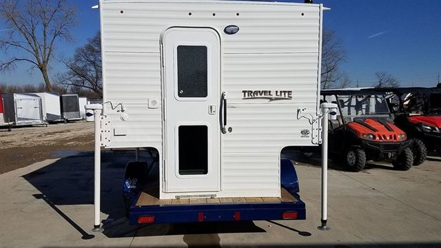 2018 Travel Lite Extended Stay 800X at Nishna Valley Cycle, Atlantic, IA 50022
