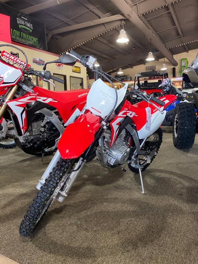 2020 Honda CRF 125F (Big Wheel) at Dale's Fun Center, Victoria, TX 77904