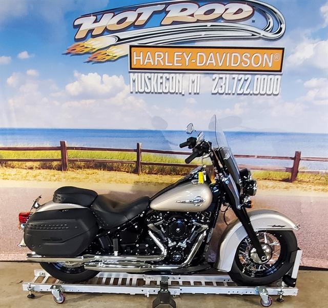 2018 Harley-Davidson Softail Heritage Classic at Hot Rod Harley-Davidson