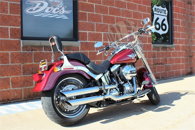 2016 Harley-Davidson Softail Fat Boy at Doc's Harley-Davidson