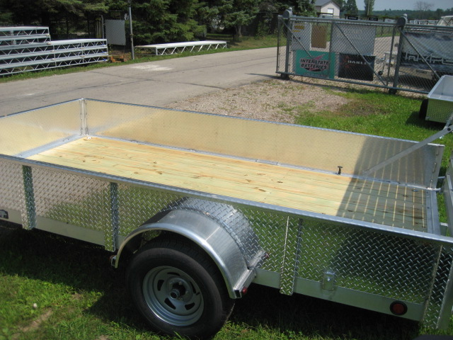 2019 Trophy 6.5 x 12 DP TI w/5' ramp at Fort Fremont Marine, Fremont, WI 54940