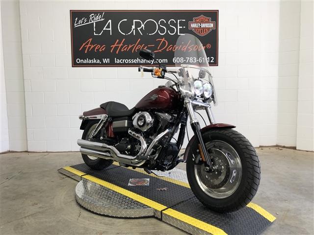 2009 Harley-Davidson Dyna Glide Fat Bob at La Crosse Area Harley-Davidson, Onalaska, WI 54650
