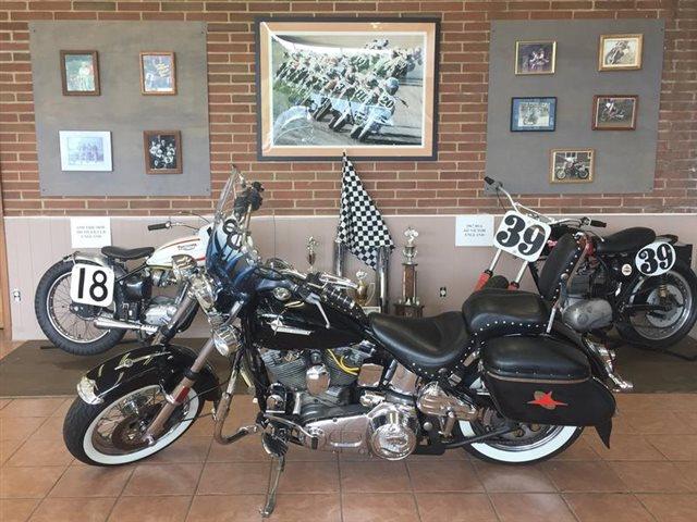1985 Harley-Davidson FXST at South East Harley-Davidson