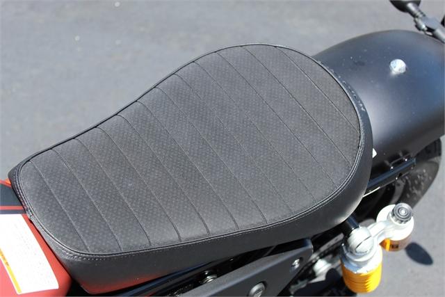 2020 Moto Guzzi V9 Bobber Sport at Aces Motorcycles - Fort Collins