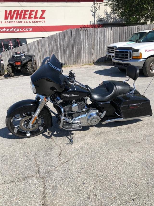2012 Harley-Davidson Street Glide Base at Jacksonville Powersports, Jacksonville, FL 32225
