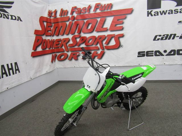 2017 Kawasaki KX 65 at Seminole PowerSports North, Eustis, FL 32726