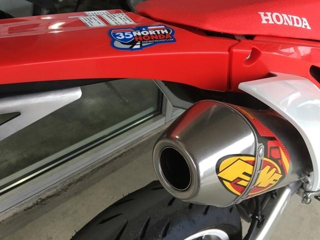 2019 Honda CRF 450L at Kent Motorsports, New Braunfels, TX 78130
