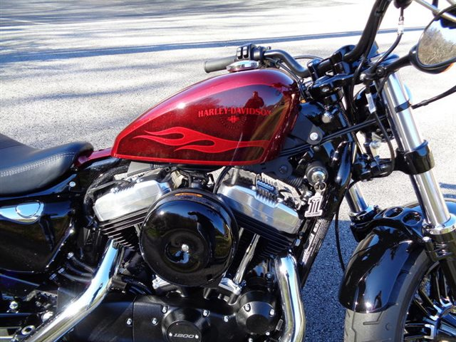 2017 Harley-Davidson XL1200X - Forty-Eight at Mineshaft Harley-Davidson