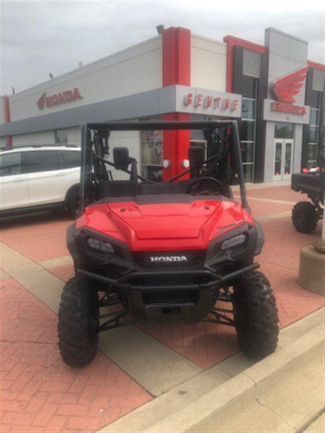 2018 Honda Pioneer 1000-5 Deluxe at Genthe Honda Powersports, Southgate, MI 48195