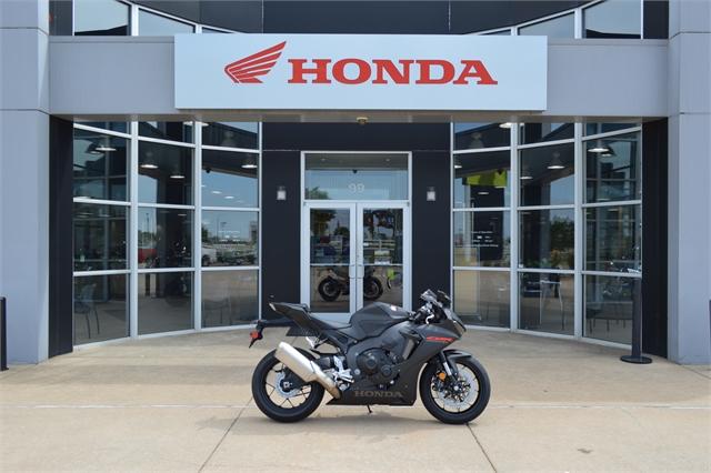 2021 Honda CBR1000RR ABS at Shawnee Honda Polaris Kawasaki