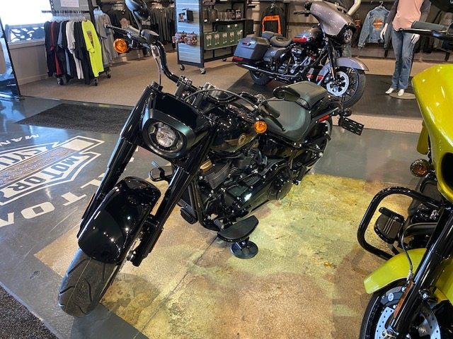 2020 Harley-Davidson FLFBSANV at Carlton Harley-Davidson®