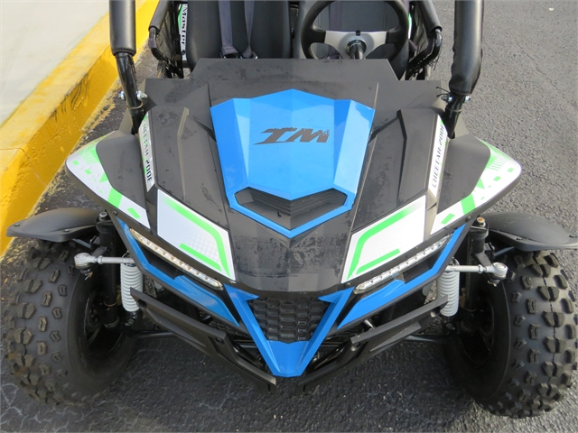 2020 Trailmaster CHEETAH 200ex CHEETAH 8 at Sky Powersports Port Richey