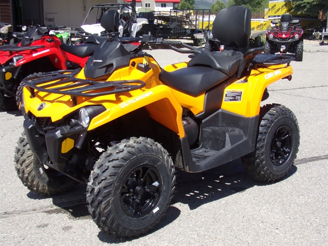 2019 Can-Am™ Outlander™ MAX DPS 570 at Power World Sports, Granby, CO 80446