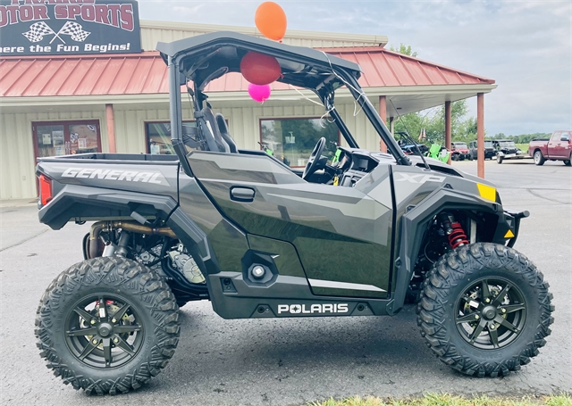 2021 Polaris GENERAL XP 1000 Deluxe at Prairie Motor Sports