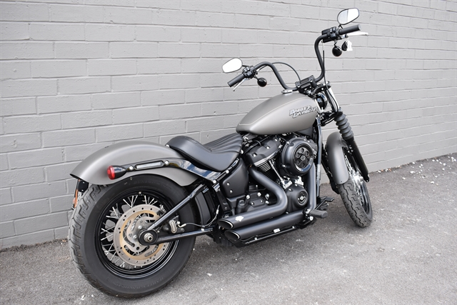 2019 Harley-Davidson Softail Street Bob at Cannonball Harley-Davidson®