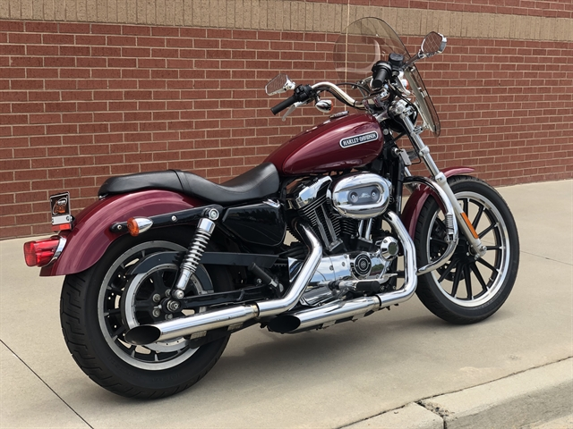 2006 Harley-Davidson Sportster 1200 Low at Harley-Davidson of Macon