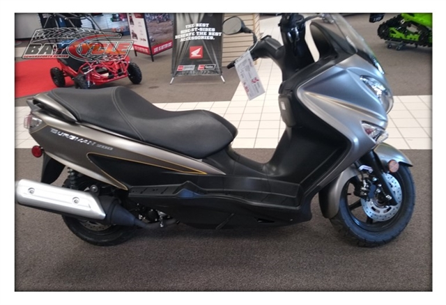 2017 Suzuki Burgman 200 200 at Bay Cycle Sales