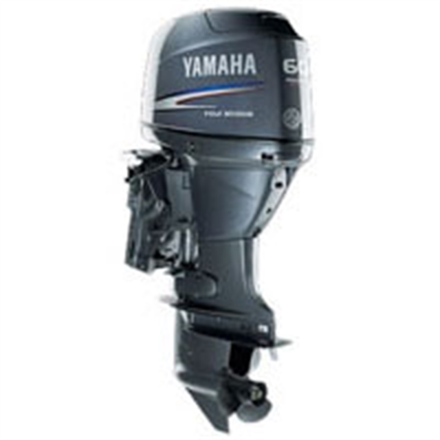 2021 Yamaha Outboard F60LB at Kodiak Powersports & Marine