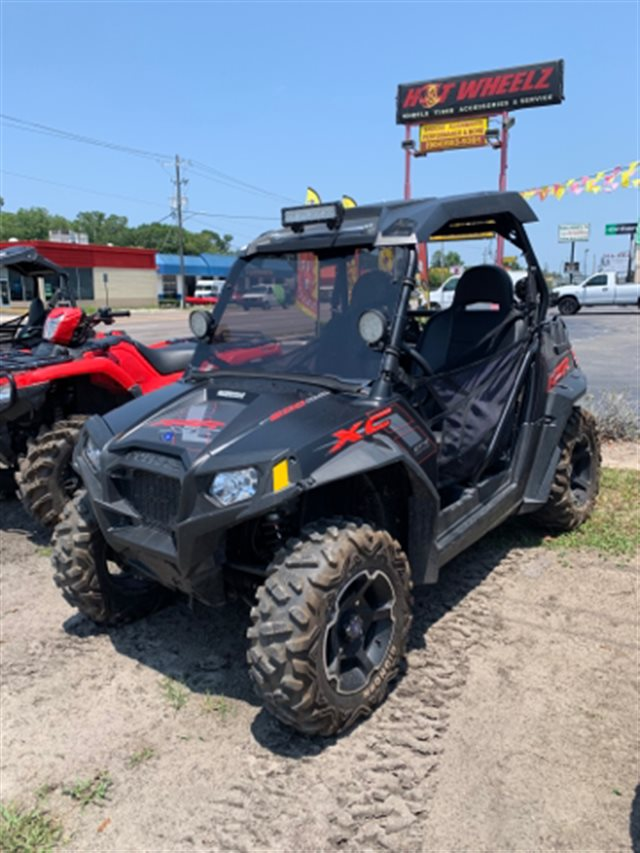 2014 Polaris RZR 800 XC Edition Matte Black at Jacksonville Powersports, Jacksonville, FL 32225