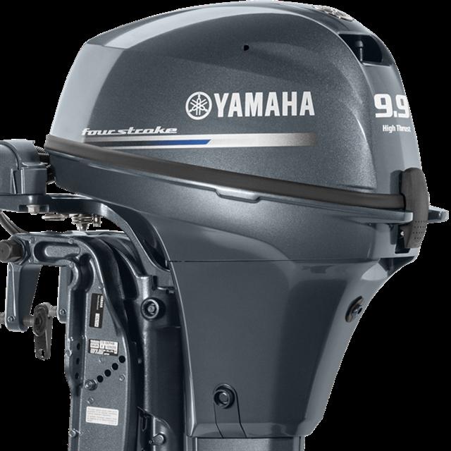 2017 Yamaha Outboard T9.9LPB at Kodiak Powersports & Marine