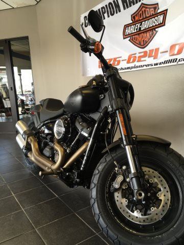 2018 Harley-Davidson Softail Fat Bob at Champion Harley-Davidson®, Roswell, NM 88201