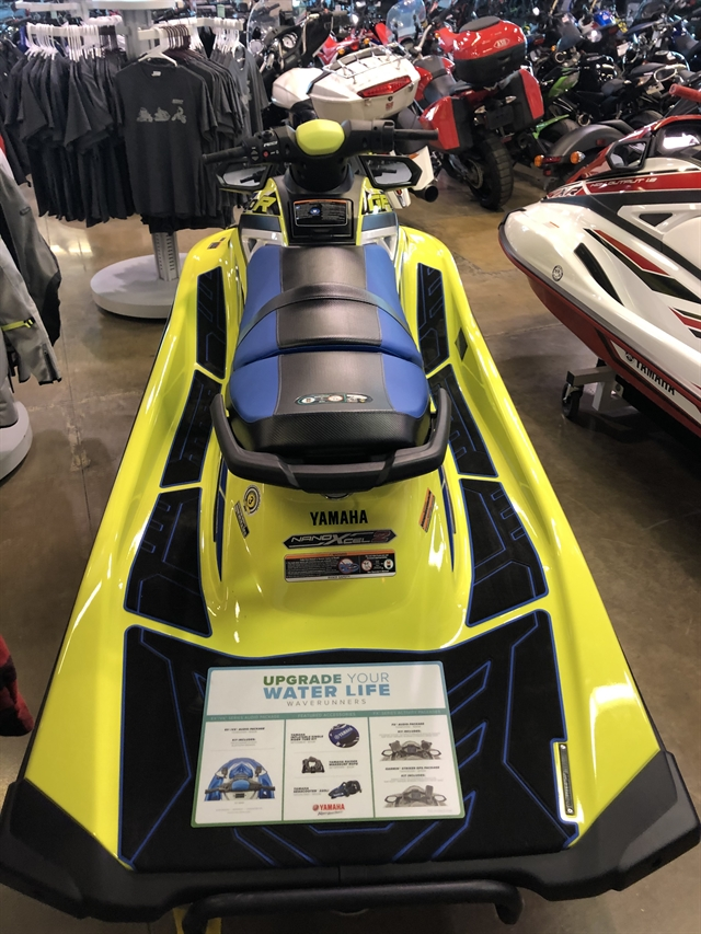 2020 YAMAHA WAVERUNNER GP1800-VB at Kent Powersports of Austin, Kyle, TX 78640