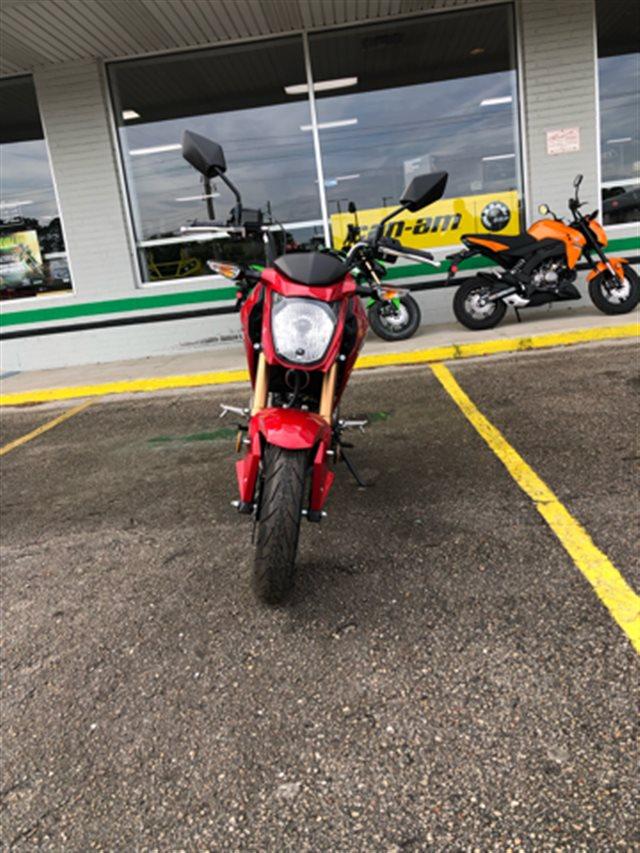 2018 Kawasaki Z125 PRO Base at Jacksonville Powersports, Jacksonville, FL 32225