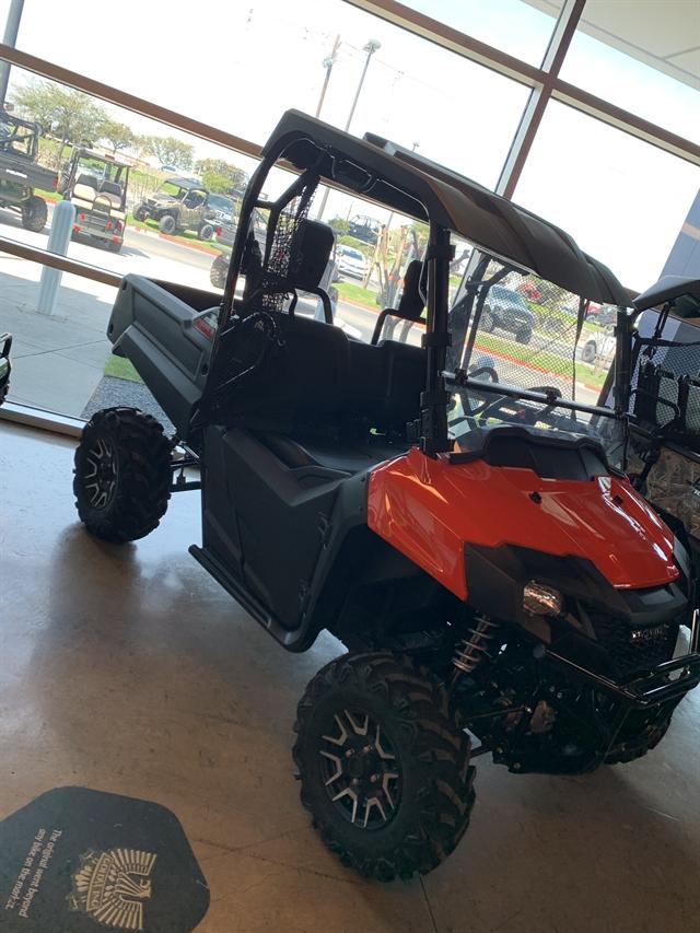 2019 HONDA SXS700M2DK Pioneer 700 Deluxe at Kent Powersports of Austin, Kyle, TX 78640