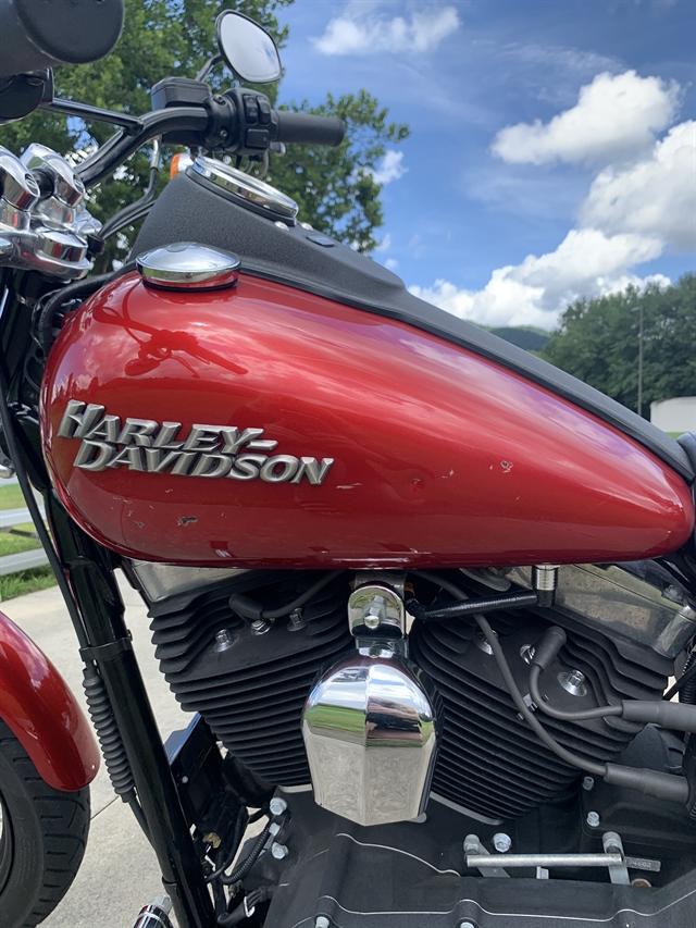 2012 Harley-Davidson Dyna Glide Street Bob at Harley-Davidson of Asheville