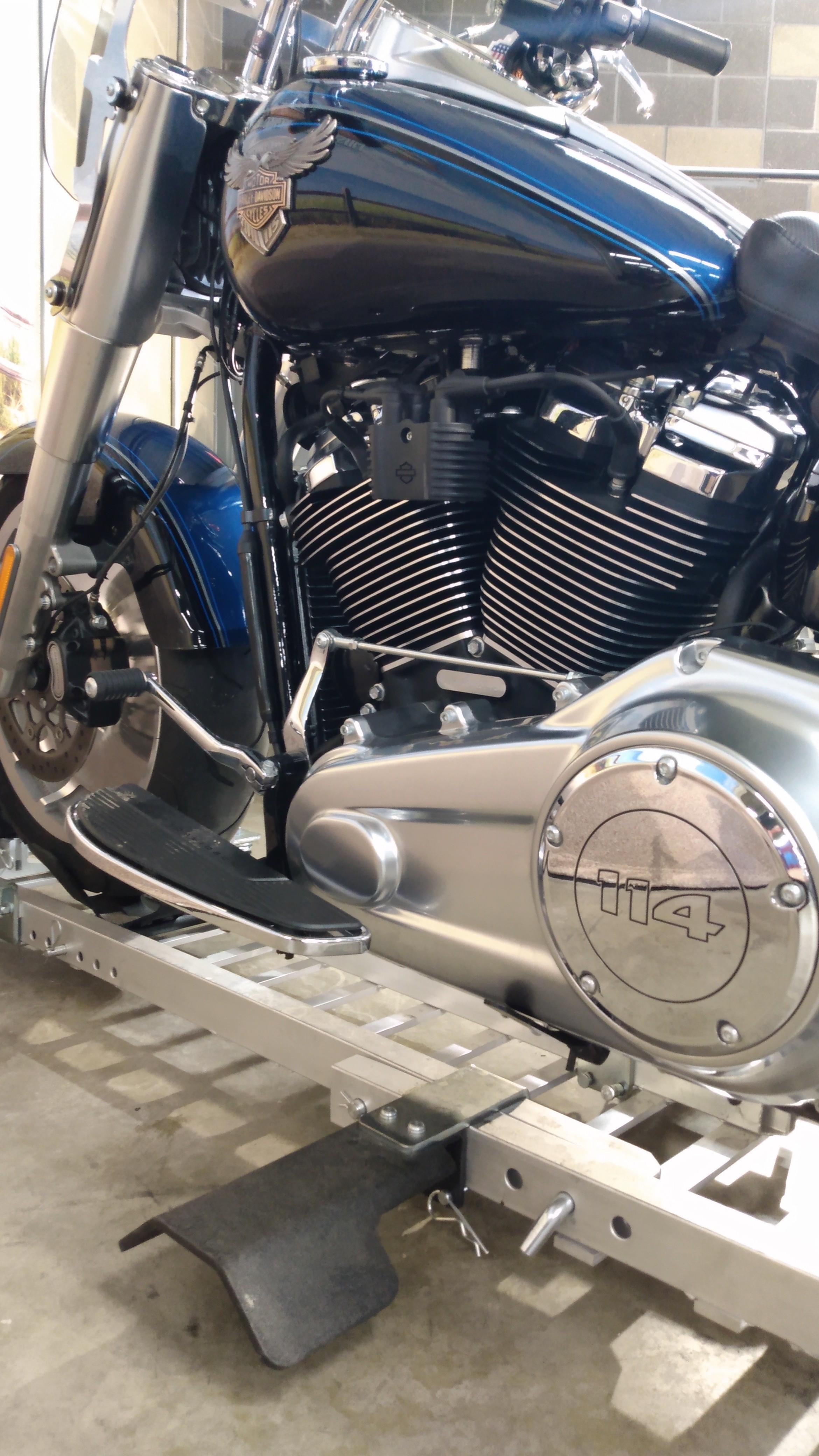 2018 Harley-Davidson FLFBS ANV at Hot Rod Harley-Davidson