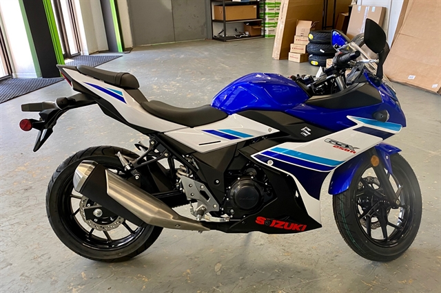 2019 SUZUKI GSX250RZAL9 250R ABS at Shreveport Cycles
