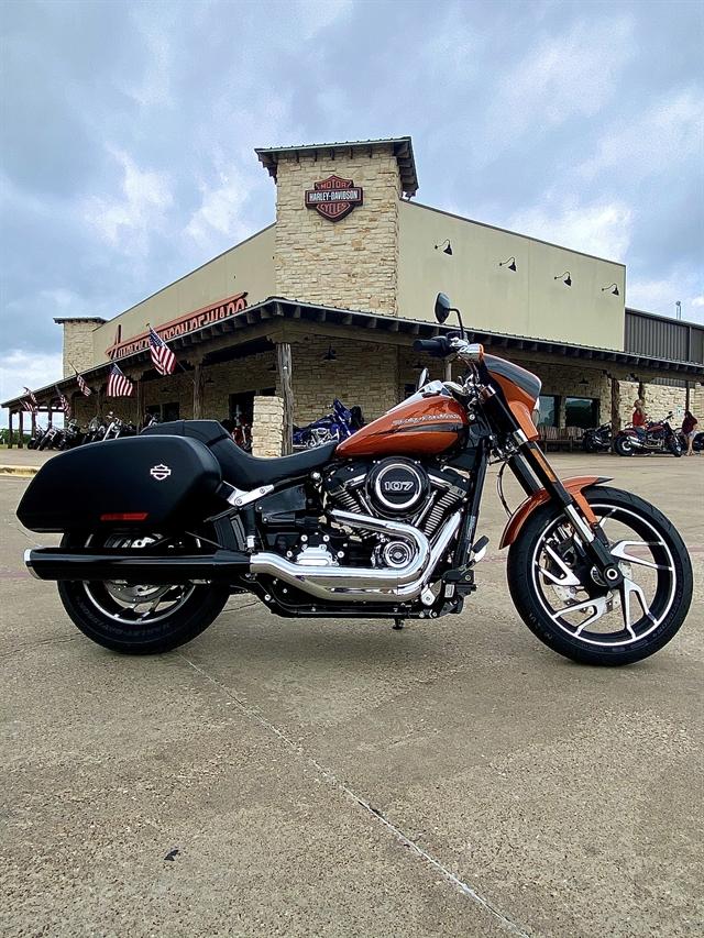 2020 Harley-Davidson Softail Sport Glide at Harley-Davidson of Waco