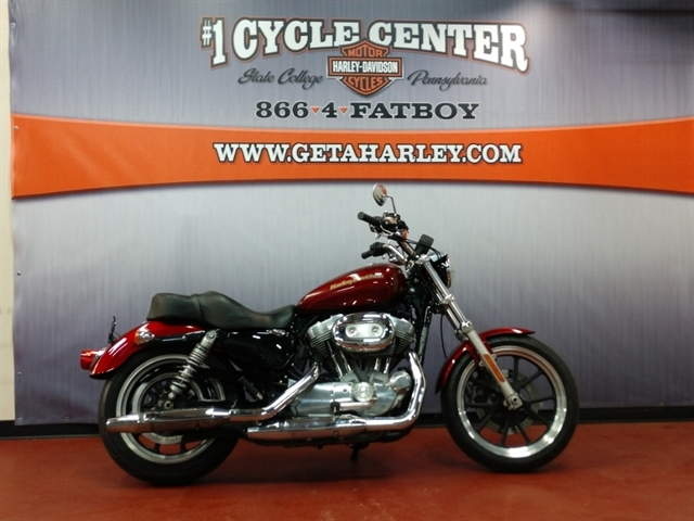 2016 Harley-Davidson Sportster SuperLow at #1 Cycle Center Harley-Davidson