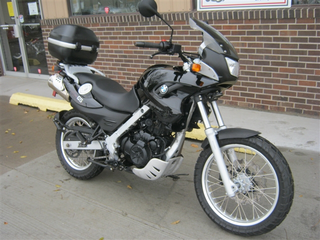 2009 BMW G650GS at Brenny's Motorcycle Clinic, Bettendorf, IA 52722