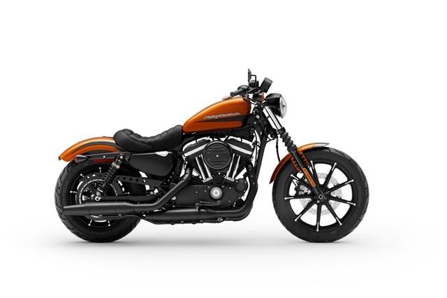 2020 Harley-Davidson Sportster Iron 883 at Holeshot Harley-Davidson