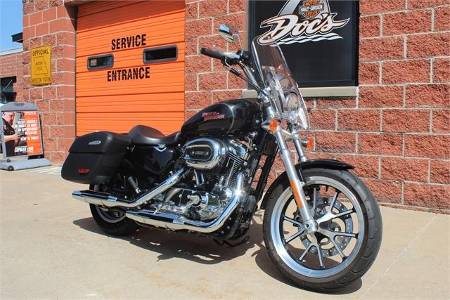 2017 Harley-Davidson Sportster SuperLow 1200T at Doc's Harley-Davidson