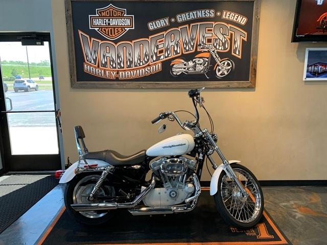 2006 Harley-Davidson Sportster 883 Custom at Vandervest Harley-Davidson, Green Bay, WI 54303