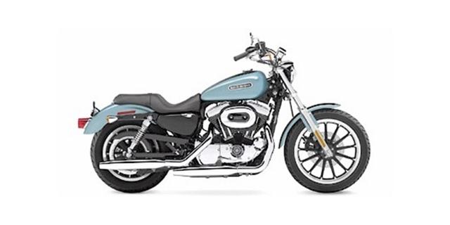 2007 Harley-Davidson Sportster 1200 Low 1200 Low at Suburban Motors Harley-Davidson