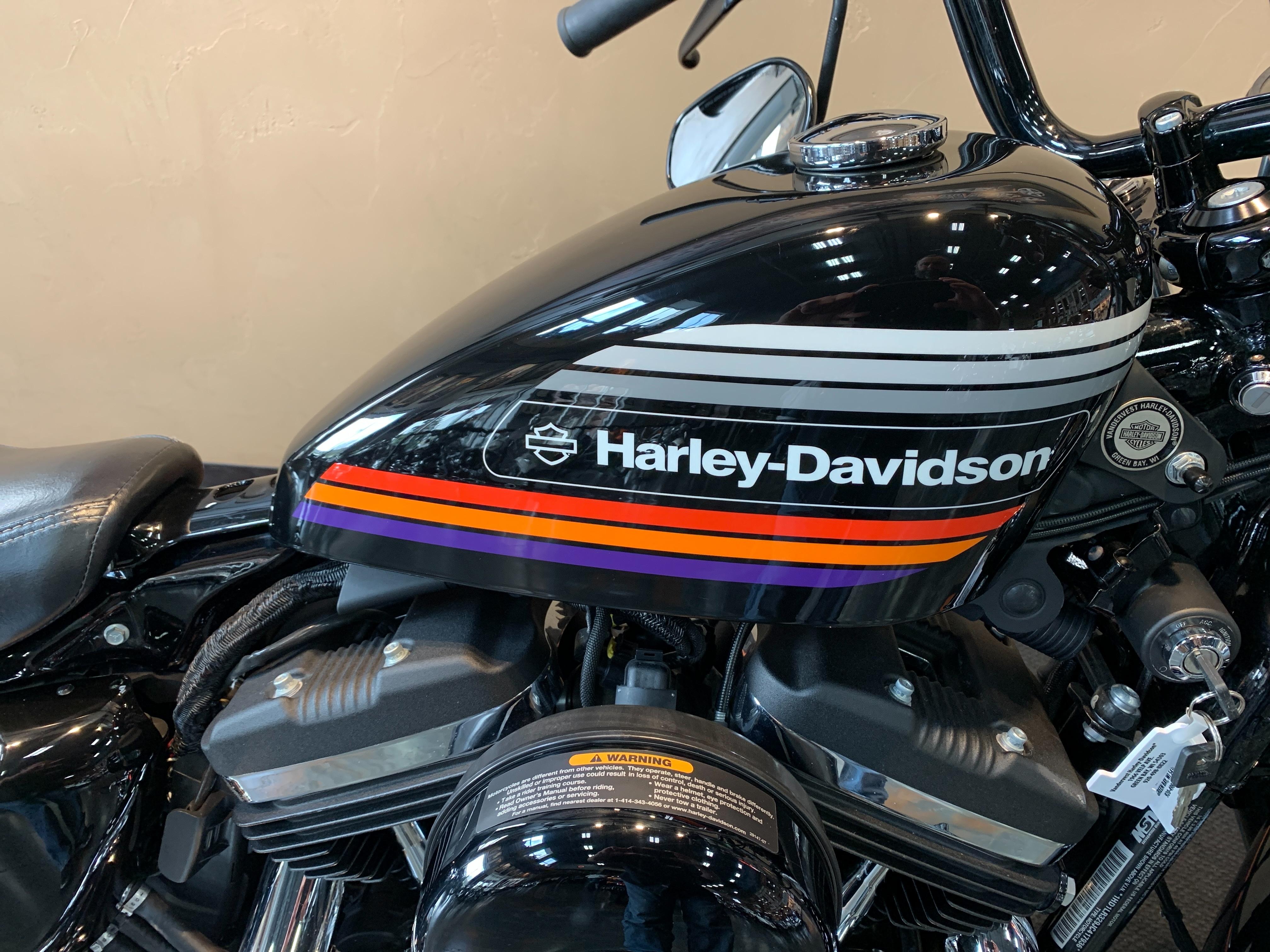 2018 Harley-Davidson Sportster Forty-Eight Special at Vandervest Harley-Davidson, Green Bay, WI 54303