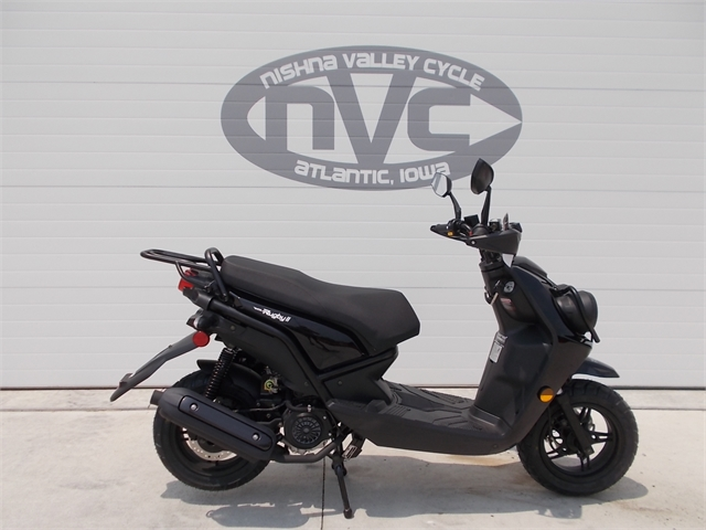 2021 Wolf Brand Rugby II 150cc at Nishna Valley Cycle, Atlantic, IA 50022