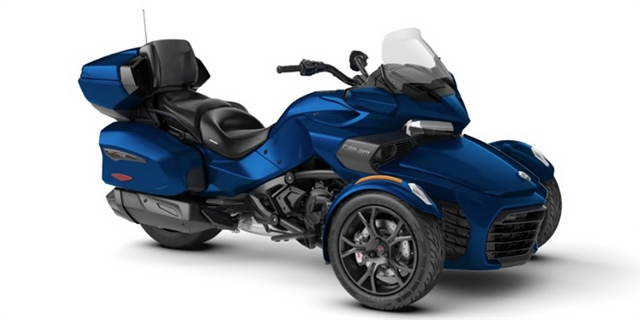2019 Can-Am Spyder F3 Limited at Seminole PowerSports North, Eustis, FL 32726