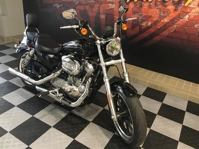 2017 Harley-Davidson Sportster SuperLow at Worth Harley-Davidson