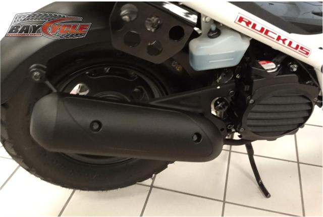 2020 Honda Ruckus Base at Bay Cycle Sales