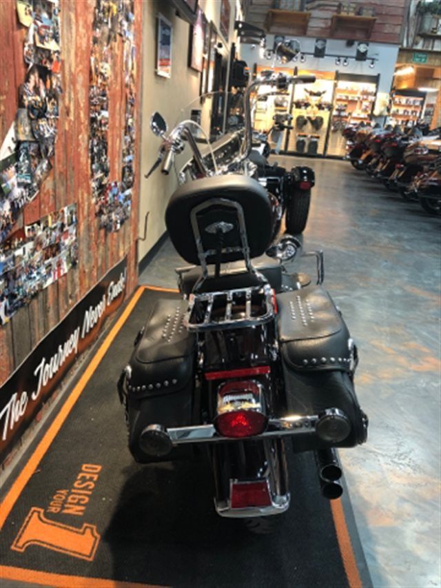 2011 Harley-Davidson Softail Heritage Softail Classic at Vandervest Harley-Davidson, Green Bay, WI 54303